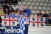sassari tifosi<br /> Dolomiti Energia Aquila Basket Trento - Banco di Sardegna Dinamo Sassari<br /> Lega Basket Serie A 2016/2017<br /> Trento, 08/04/2017<br /> Foto Ciamillo - Castoria