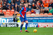 Jamie McCart (#6) of Inverness Caledonian Thistle FC during the William Hill Scottish Cup quarter final match between Dundee United and Inverness CT at Tannadice Park, Dundee, Scotland on 3 March 2019.