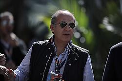 October 29, 2016 - Mexico - EUM20161029DEP20.JPG .CIUDAD DE MÉXICO MotoringAutomovilismo-F1.- El ex presidente de México, Felipe Calderón Hinojosa, acude a la tercera sesión de práctica del Gran Premio de México de la Fórmula 1, 29 de octubre de 2016, Autódromo Hermanos Rodríguez. Foto: Agencia EL UNIVERSALAlejandro AcostaJMA (Credit Image: © El Universal via ZUMA Wire)