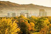 Boise Skyline in Fall 2014