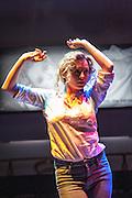 05/09/2012. The Orange Tree Theatre, Richmond presents the UK premiere of this enthralling European play by Ana Diosdado. Picture shows: Mia Austen as Susie.
