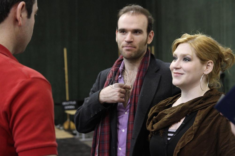 Seattle Opera La Boheme: SORS Fabiano & Black