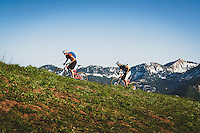 What make the Wasatch Crest Trail in Utah classic? You should ask Syd Schulz and Macky Franklin.