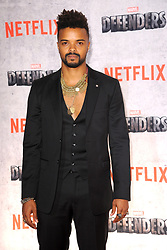 July 31, 2017 - New York, NY, USA - July 31, 2017  New York City..Eka Darville attending Marvel's 'The Defenders' TV show premiere on July 31, 2017 in New York City. (Credit Image: © Kristin Callahan/Ace Pictures via ZUMA Press)