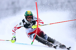 06.01.2015, Sljeme, Zagreb, CRO, FIS Weltcup Ski Alpin, Zagreb, Herren, Slalom, 1. Lauf, im Bild Mario Matt (AUT) // Mario Matt of Austria in action during 1st run of men's Slalom of FIS Ski Alpine Worldcup at the Sljeme in Zagreb, Croatia on 2015/01/06. EXPA Pictures © 2015, PhotoCredit: EXPA/ Pixsell/ Goran Stanzl<br /> <br /> *****ATTENTION - for AUT, SLO, SUI, SWE, ITA, FRA only*****