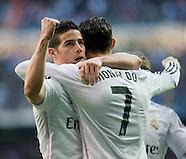Real Madrid v Espanyol 100115