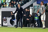 13.12.2018 - Torino - Champions League   -  Juventus-Tottenham nella  foto: Massimiliano Allegri