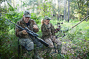 BlazinHot Hunting in the south - Buster and Krissy