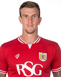 Aden Flint of Bristol City  - Mandatory byline: Joe Meredith/JMP - 07966386802 - 04/08/2015 - FOOTBALL - Bristol City Training Ground -Bristol,England - Bristol City Headshots
