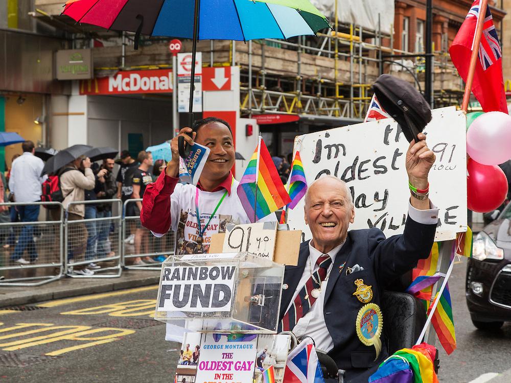 London Gay Pride 2014