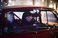 Rauno Aaltonen, The 14th Rallye Monte Carlo Historique. Celebrating 100 years of the Rally. 1911-2011. Cars start from either Glasgow,Marakesh, Warsaw, Reims, Barcelona or Paris. Rallye Monte Carlo Historic,