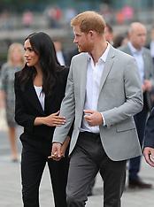Royal visit to Dublin 11 july 2018