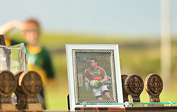 Pictured in Kilmaine at the Padraig O'Dea Memorial Cup match on saturday evening last.<br /> Pic Conor McKeown