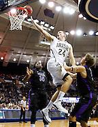 NCAA Basketball - Niagara Purple Eagles vs Notre Dame Fighting Irish - South Bend, IL