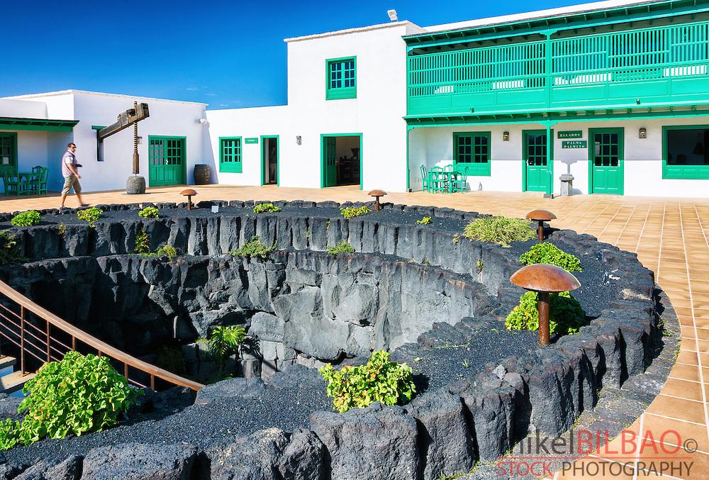 Casa Museo del Campesino. San Bartolome. Lanzarote, Las Palmas, Canary islands, Spain, Europe.