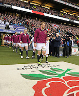 Picture by Seb Daly +447738 614630.02/02/2013.O2 Branded Imagary from the RBS 6 Nations match at Twickenham Stadium, Twickenham.