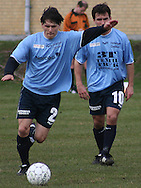 Anders Sørensen og Bjørn Holm (Elite 3000).