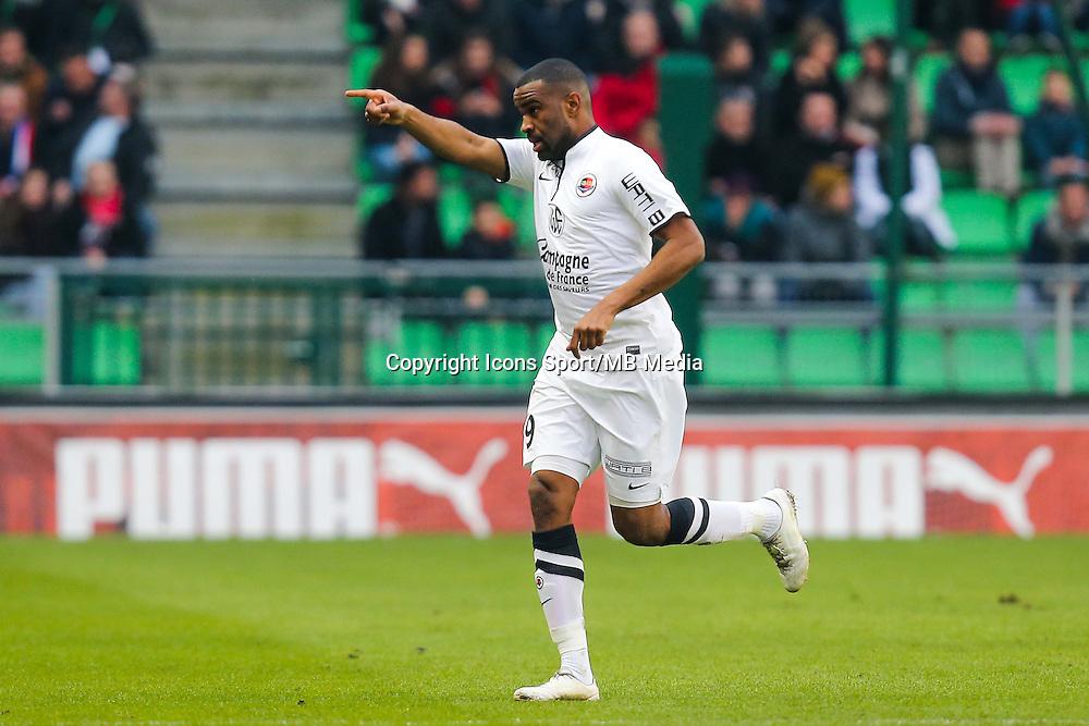 Joie Sloan PRIVAT - 25.01.2015 - Rennes / Caen  - 22eme journee de Ligue1<br /> Photo : Vincent Michel / Icon Sport *** Local Caption ***