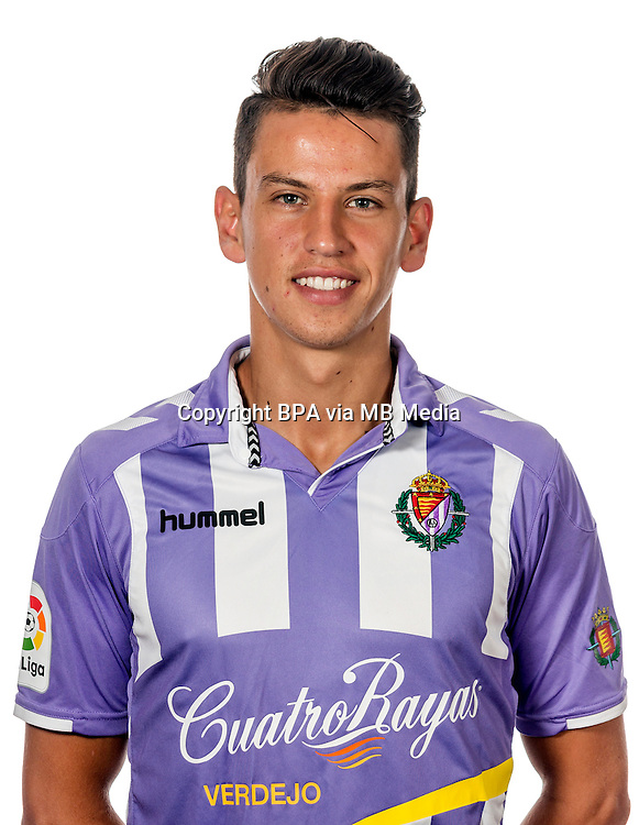 Spain - La Liga B 123 _ 2016-2017 / <br /> ( Real Valladolid C.F.) - <br /> Igor Lichnovsky Osorio &quot; Igor Lichnovsky &quot;