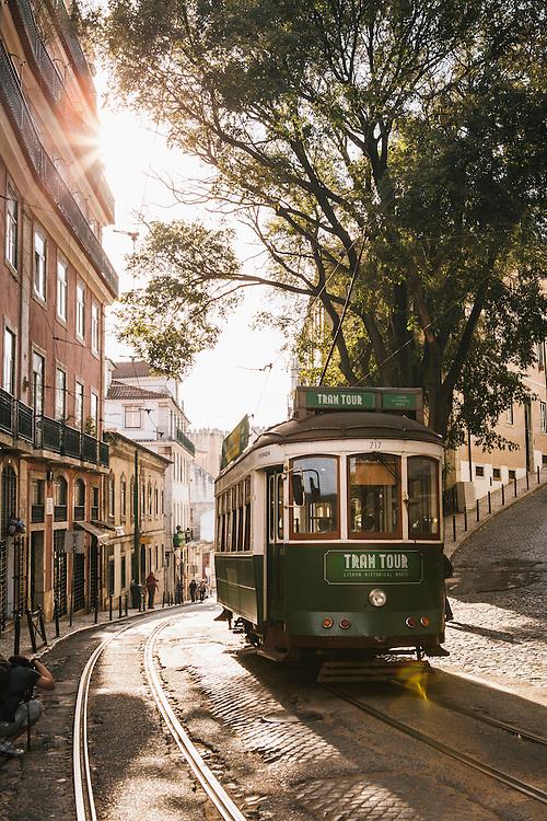 #28 Tram, Lisbon