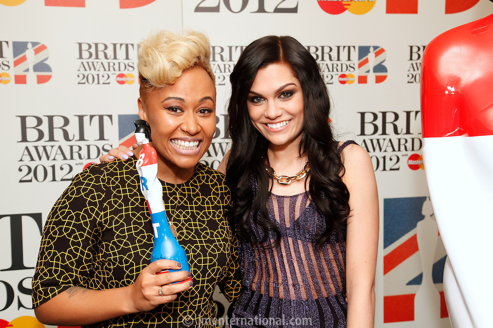 The BRIT Awards 2012 with MasterCard: Nominations Launch Party.Thursday, Jan.12.2012