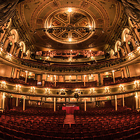 Really Useful Theatres Website Shots