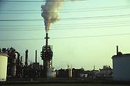 The Industry sector produces the goods and raw materials we use every day. The greenhouse gases emitted during industrial production are split into two categories: direct emissions that are produced at the facility, and indirect emissions that occur off site, but are associated with the facility's use of energy.<br /> <br /> Direct emissions are produced by burning fuel for power or heat, through chemical reactions, and from leaks from industrial processes or equipment. Most direct emissions come from the consumption of fossil fuels for energy. A smaller amount, roughly a third, come from leaks from natural gas and petroleum systems, the use of fuels in production (e.g., petroleum products used to make plastics), and chemical reactions during the production of chemicals, iron and steel, and cement.<br /> <br /> Indirect emissions are produced by burning fossil fuel at a power plant to make electricity, which is then used by an industrial facility to power industrial buildings and machinery.