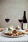 Oregon Wine Press -German Christmas Dinner