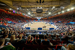 Overview Scandionavium arena<br /> LONGINES FEI World Cup™ Finals Gothenburg 2019<br /> © Hippo Foto - Dirk Caremans<br /> 06/04/2019