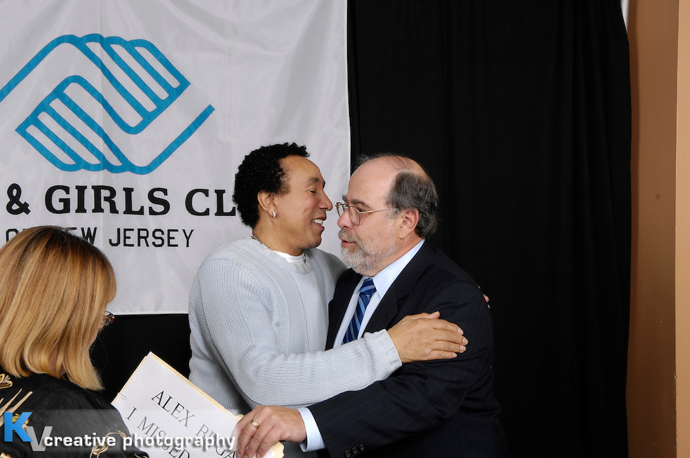 Boys and Girls Club of NJ - Concert For Kids - Smokey Robinson 2009
