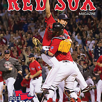 Cover Photograph: Red Sox Magazine Playoff Edition - 2013