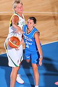DESCRIZIONE : Bormio Torneo Internazionale Femminile Olga De Marzi Gola Italia Lituania <br /> GIOCATORE : Angela Gianolla <br /> SQUADRA : Nazionale Italia Donne Italy <br /> EVENTO : Torneo Internazionale Femminile Olga De Marzi Gola <br /> GARA : Italia Lituania Italy Lithuania <br /> DATA : 25/07/2008 <br /> CATEGORIA : Passaggio <br /> SPORT : Pallacanestro <br /> AUTORE : Agenzia Ciamillo-Castoria/S.Silvestri <br /> Galleria : Fip Nazionali 2008 <br /> Fotonotizia : Bormio Torneo Internazionale Femminile Olga De Marzi Gola Italia Lituania <br /> Predefinita :