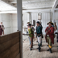 Reenactments of 1775