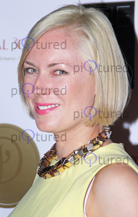 Stella English, Stephen Handisides' The Ultimate Beauty Guide - Launch Party, The Drury Club, London UK, 03 July 2014, Photo by Brett D. Cove