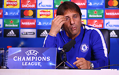 Chelsea Press Conference - 10 Sept 2017