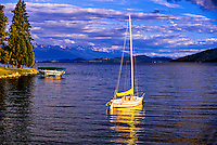 Rollins, Flathead Lake, Montana USA