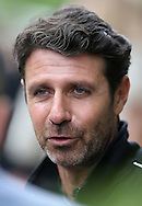 French Open 2014, Roland Garros,Paris,ITF Grand Slam Tennis Tournament,<br /> Trainer Patrick Mouratoglou (FRA),Einzelbild,<br /> Portrait,
