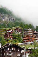 Zermatt, Switzerland, June 2012. Zermatt is surrounded by a range of fabulous mountains, among which the highest of Switzerland: Monte Rosa, but it is famous for the Matterhorn. The train brings us to Gornergrat. By taking the train to reach the highest railway stations of Europe, we get the trailheads for some spectacular high alpine hikes. Photo by Frits Meyst/Adventure4ever.com