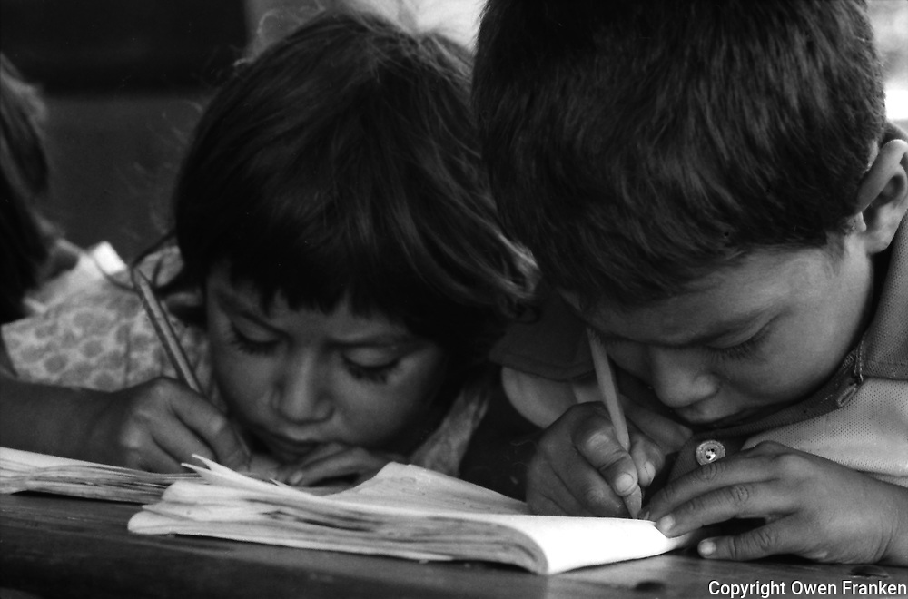 Nicaragua, literacy campaign
