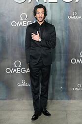 Shohei Miura attending the Lost in Space event to celebrate the 60th anniversary of the OMEGA Speedmaster held in the Turbine Hall, Tate Modern, 25 Sumner Street, Bankside, London.