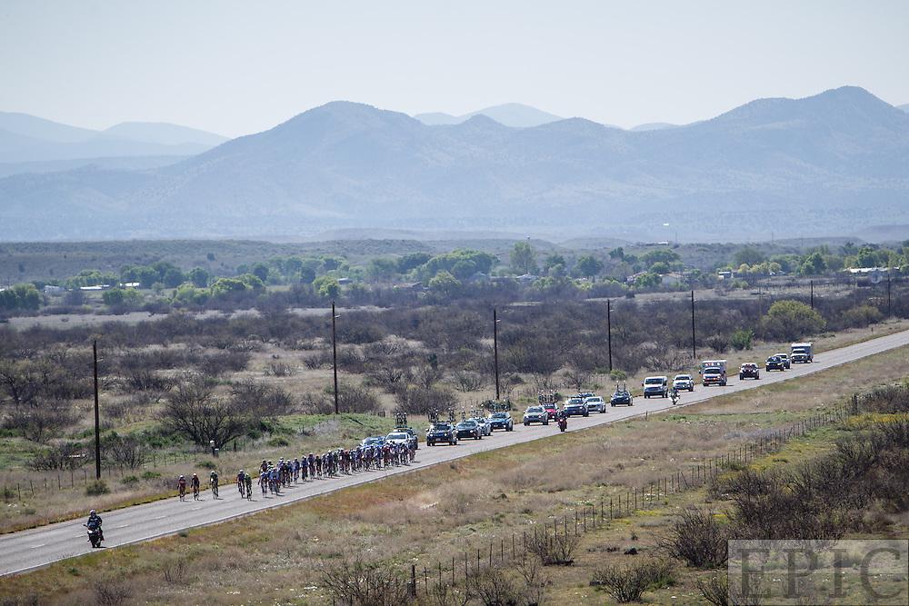 SILVER CITY, NEW MEXICO - APRIL 29, 2015:   Tour of the Gila on April 29, 2015 in Silver City, New Mexico. (Photo by Jonathan Devich)  ***LOCAL CAPTION***