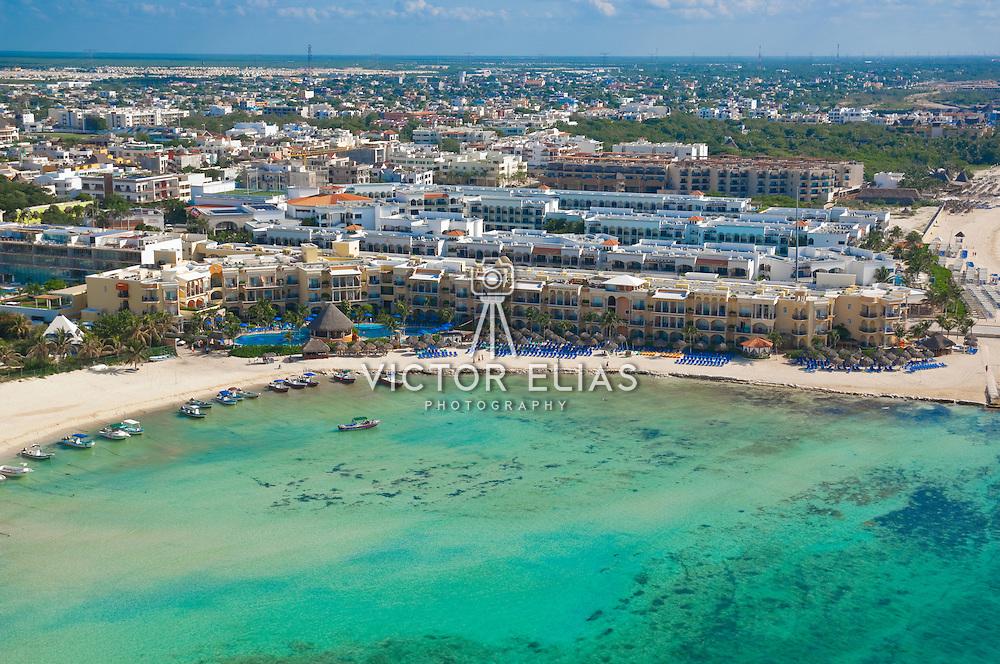Porto Real hotel Playa del Carmen-Real Resorts. Quintana Roo. Mexico.