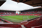 City Ground ahead of the EFL Sky Bet Championship match between Nottingham Forest and Bristol City at the City Ground, Nottingham, England on 21 January 2017. Photo by Jon Hobley.