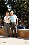 Steven Schoonover, BFA '67.Renee Wood..Ken Peak, BBA '67.Dana Ungermannova..Larry Lafferty- Advancement.JR Blackburn- Scripps.Mike West- Facilities & Planning.Dean Greg Shepherd- Scripps.Harry Wyatt- Facilities & Planning
