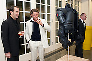 KORAL RANDALL; LAPO ELKANN, Launch party for Above magazine. Serpentine Gallery. London. 11 December 2009