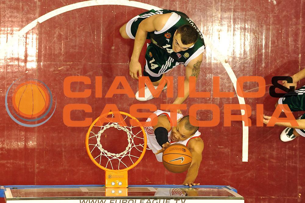 DESCRIZIONE : Milano Eurolega 2009-10 Armani Jeans Milano Panathinaikos Atene<br /> GIOCATORE : Alex Acker<br /> SQUADRA : Armani Jeans Milano<br /> EVENTO : Eurolega 2009-2010<br /> GARA : Armani Jeans Milano Panathinaikos Atene<br /> DATA : 22/10/2009 <br /> CATEGORIA : special tiro<br /> SPORT : Pallacanestro <br /> AUTORE : Agenzia Ciamillo-Castoria/G.Ciamillo