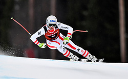 10.03.2017, Are, SWE, FIS Ski Alpin Junioren WM, Are 2017, Alpine Kombination, Damen, im Bild Franziska Gritsch, 4th after SG // during ladie's Alpine combined of the FIS Junior World Ski Championships 2017. Are, Sweden on 2017/03/10. EXPA Pictures © 2017, PhotoCredit: EXPA/ Nisse<br /> <br /> *****ATTENTION - OUT of SWE*****