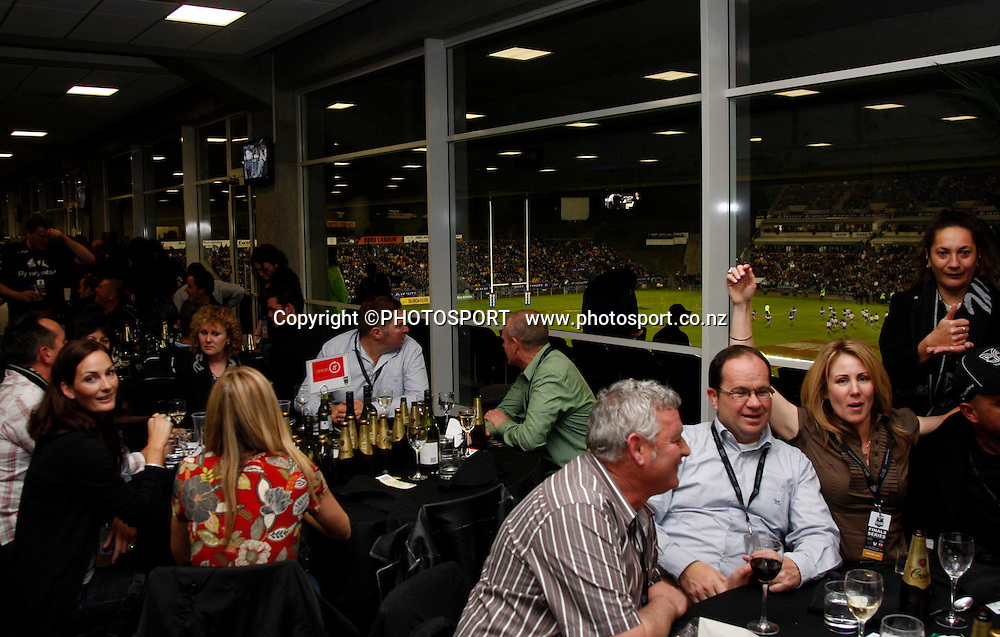 NRL Semi Finals, Warriors v Roosters, Mt Smart Stadium, Auckland, Friday 19 September 2008. Photo: PHOTOSPORT