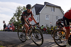 Hannah Barnes (GBR) during Ladies Tour of Norway 2019 - Stage 2, a 131 km road race from Mysen to Askim, Norway on August 23, 2019. Photo by Sean Robinson/velofocus.com