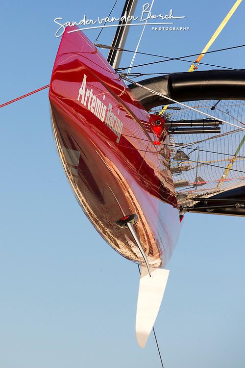 Artemis Racing, 12 November 2012, Alameda, USA